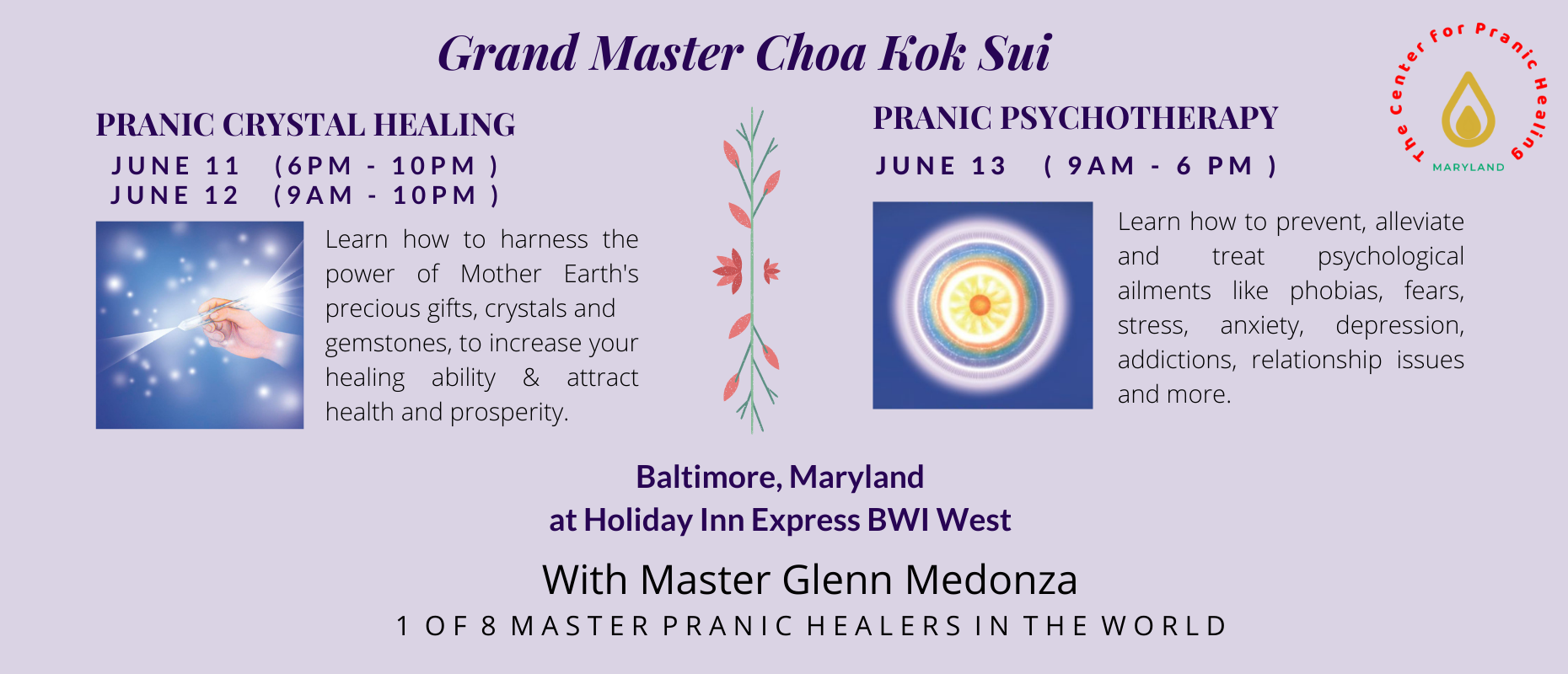 Pranic Crystal & Psychotherapy