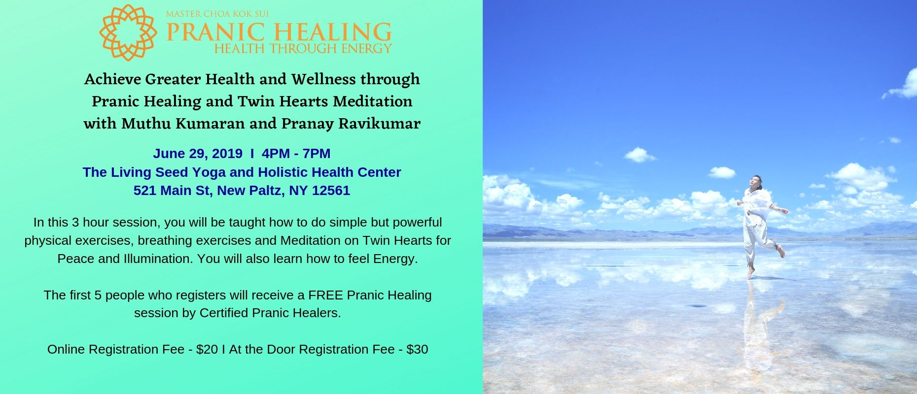 Introduction to Pranic Healing